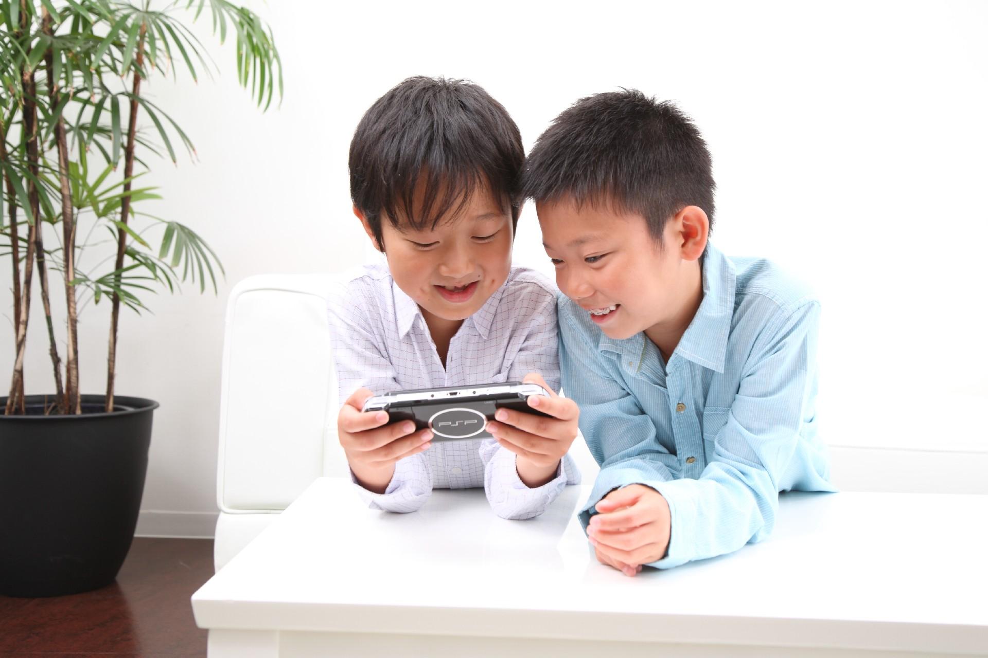 子供ゲーム