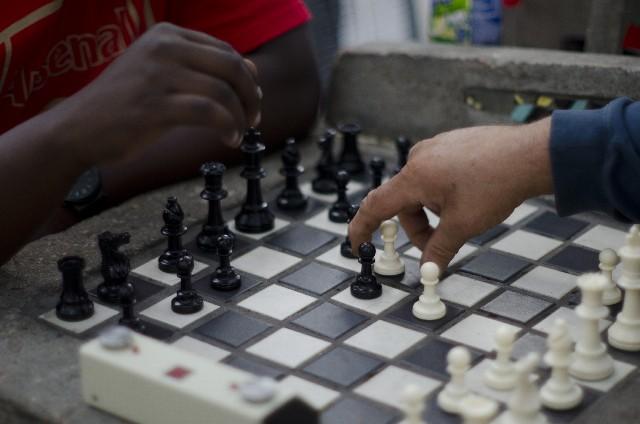 チェス対戦